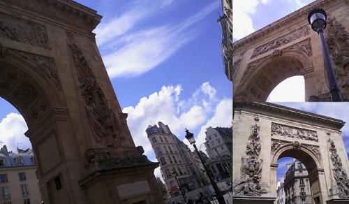Je m'entraîne déjà, 10ème arrondissement, faubourg Saint-Denis, rue de Paradis, église Saint Vincent de Paul