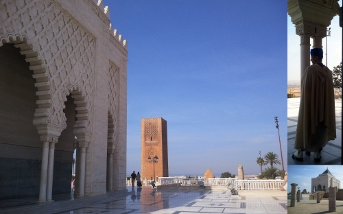 rabat, maroc