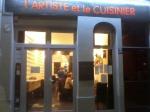 l'artiste et le cuisinier, lyon, restaurants